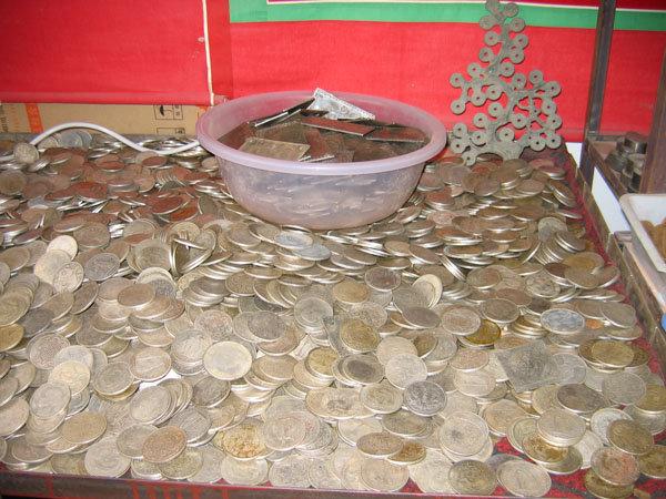 В России поддельных монет было куда больше, чем многие думают