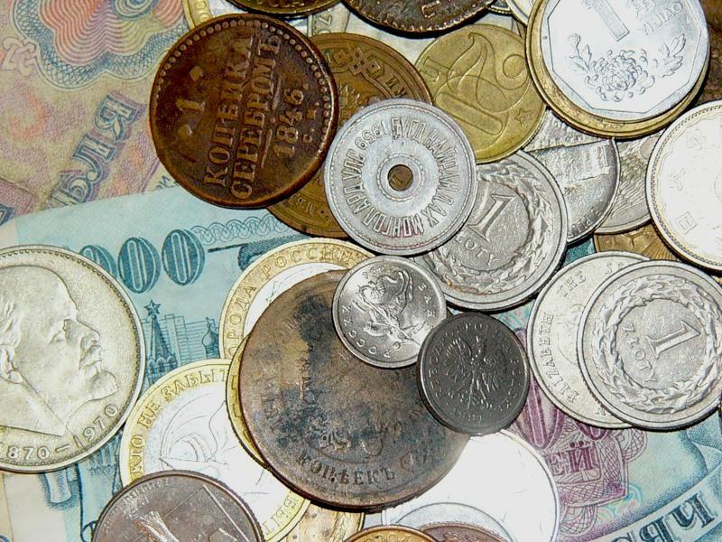 Предыстория фальшивых монет