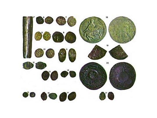 О весовых нормах монет, слитков и рубле Московского княжества