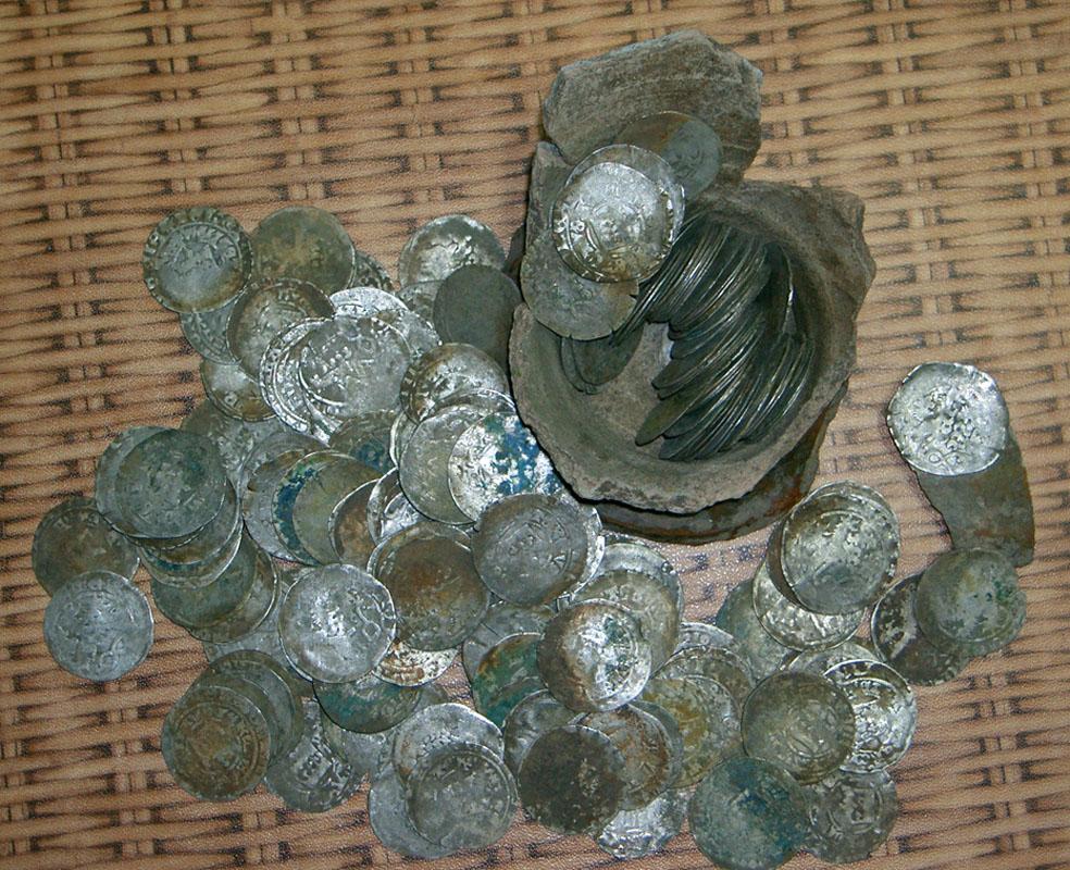Монеты 15-го века
