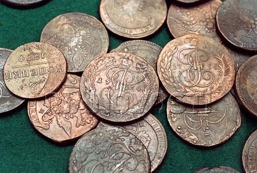 Нумизматы оценка старых монет поиск с металлоискателем в украине