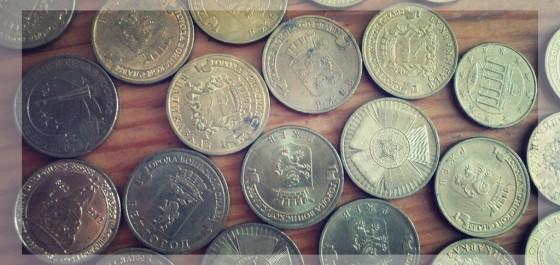 Юбилейные монеты 10 рублей, цена на которые может скакать